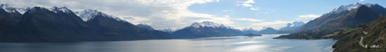 Lake Wakatipu - Central Otago