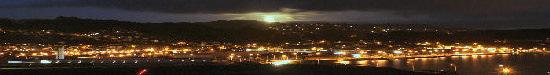 Wellington at night - Steve Grove Photography