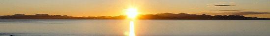 Sunset - Cook Strait